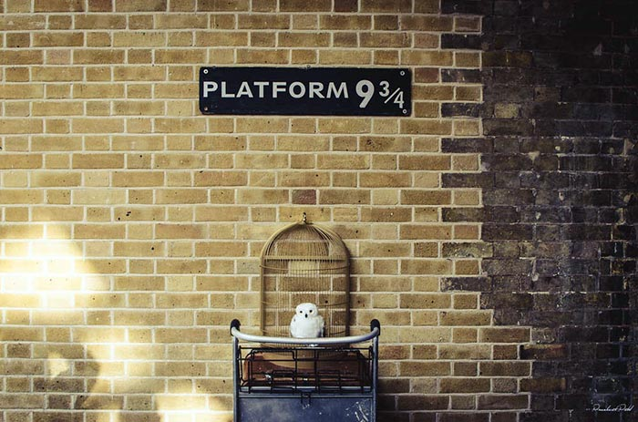Harry Potter a Londra