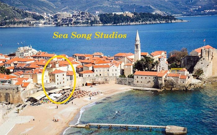 Sea Song Studios Budva