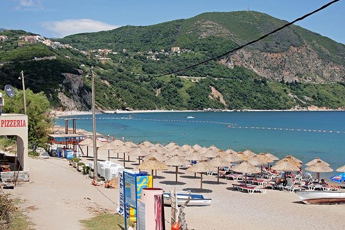 Mare in Montenegro: Jaz