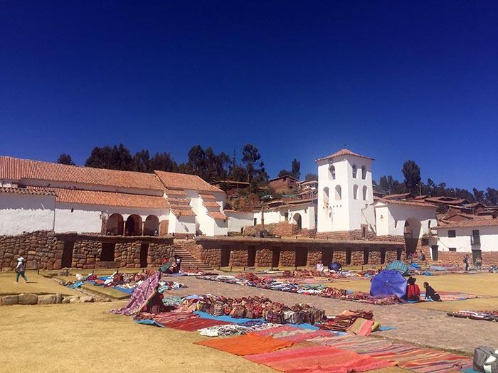 Chinchero, Perù