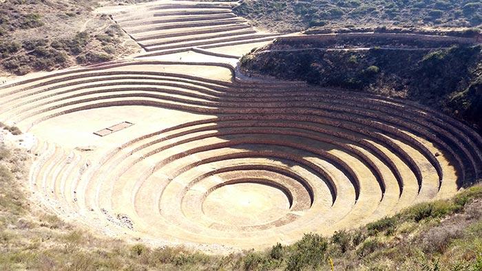 Sito Inca di Moray, Perù