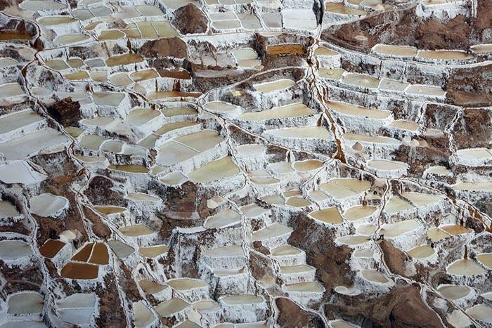 Saline di Maras, Perù