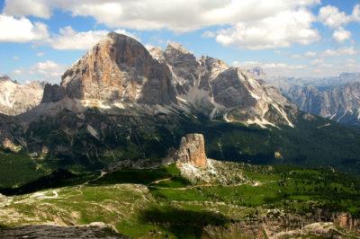Trekking Tofane, Cortina