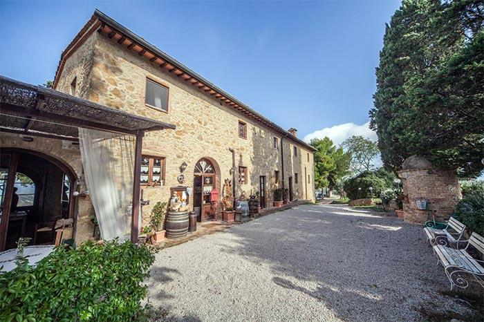 Volterra, Villa Otium