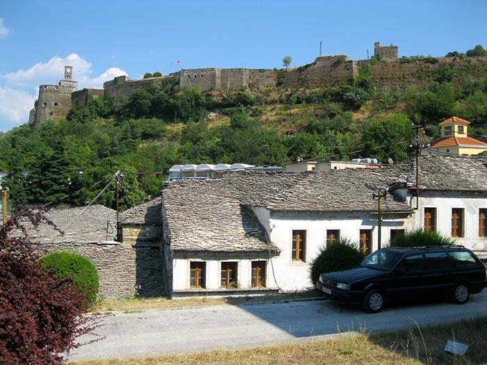 Castello Argirocastro, Albania