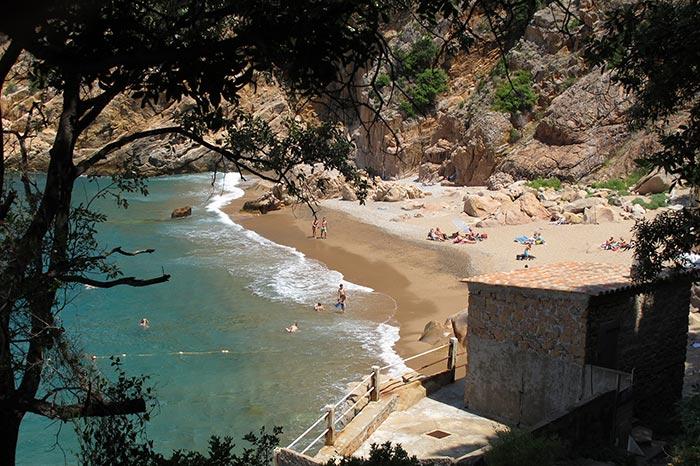Spiaggia Ficajola Corsica