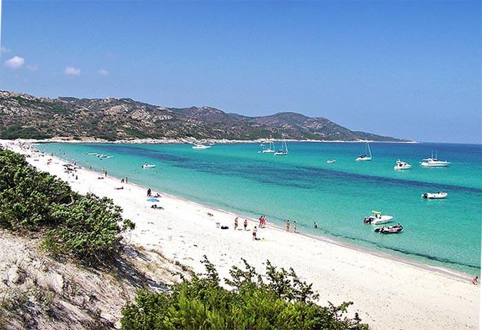 Saleccia, Corsica