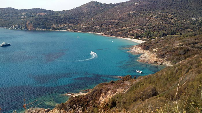 Spiagge Cargese Corsica