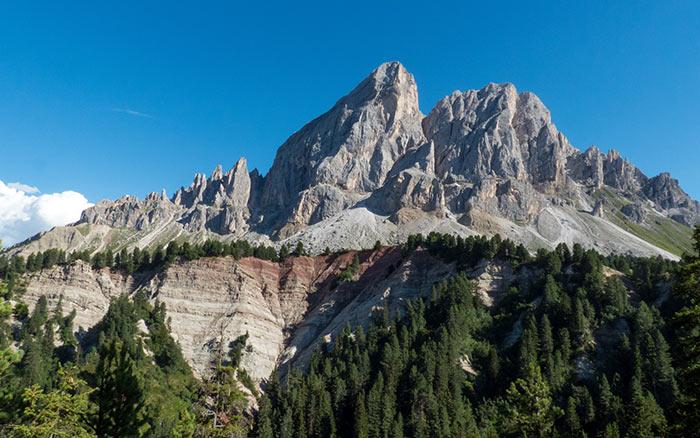 Dolomiti, Sass de Putia