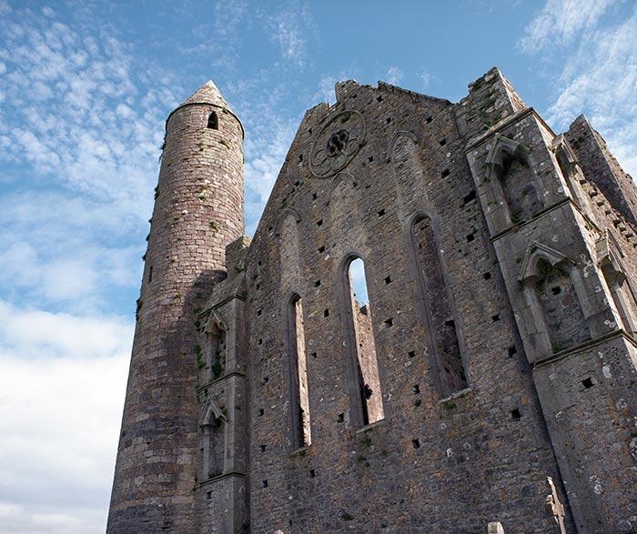 Rocca di Casher, Irlanda celtica