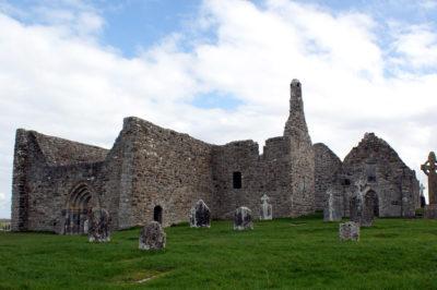 Irlanda celtica: Clonmacnoise