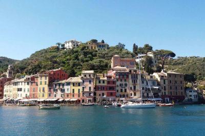 Liguria a piedi: Portofino