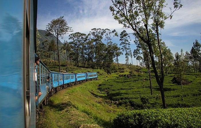 Sri Lanka Treno