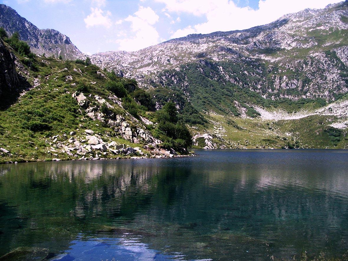 Trentino, Lago Ritorto