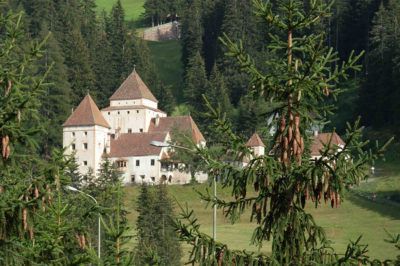 Castello in Val Gardena