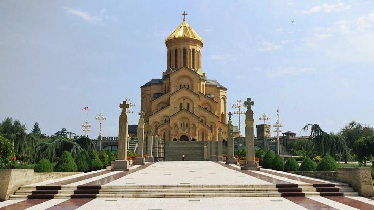 Cattedrale della Santissima Trinità, Tbilisi