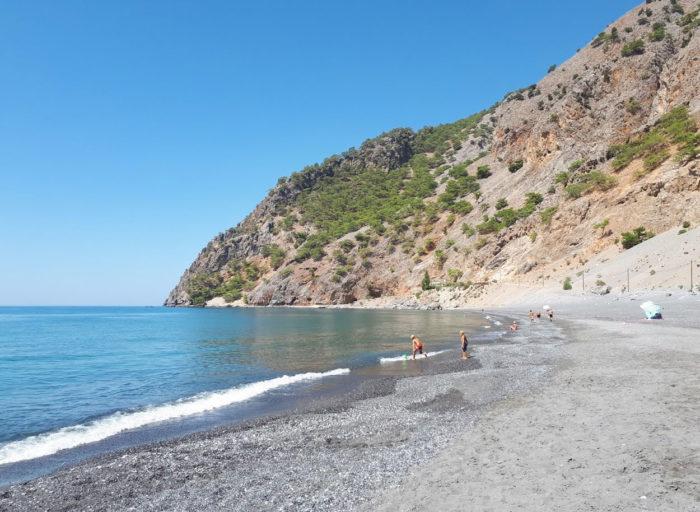 Agia Roumeli, Creta
