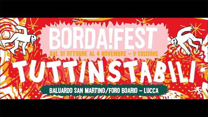 Borda Fest Lucca