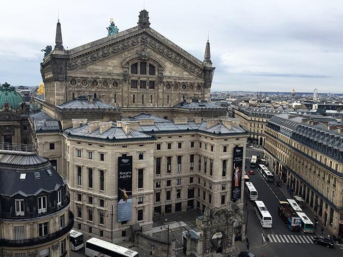 Opéra, Parigi