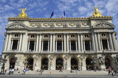 Parigi, Palais Garnier Opéra
