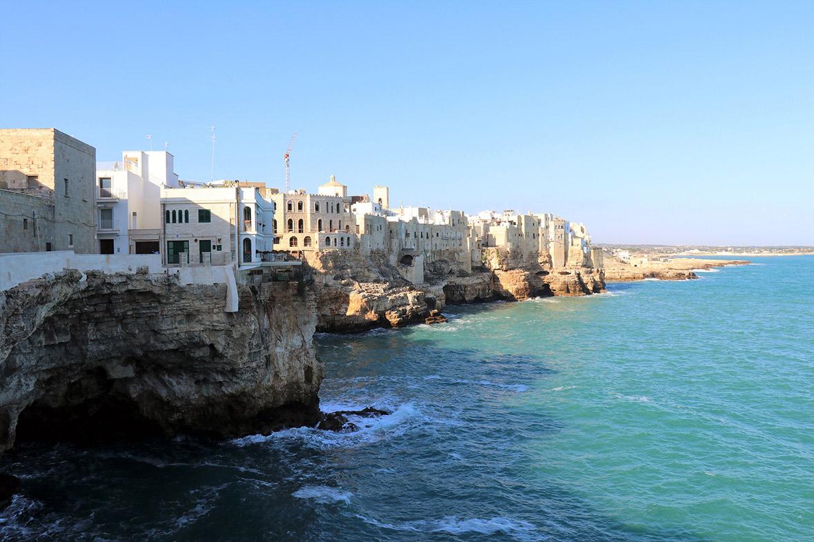 spiagge vicino a Bari