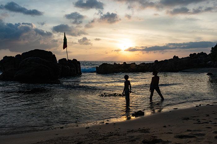 Spiagge in Sri Lanka