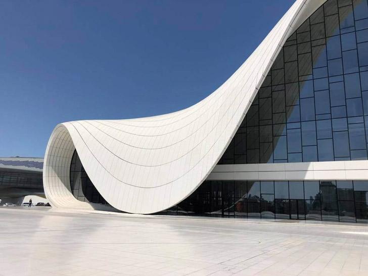 Baku nuova