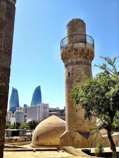 Baku vecchia
