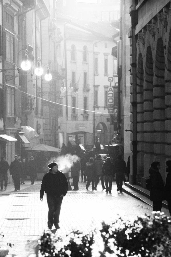 Tra le strade di Udine