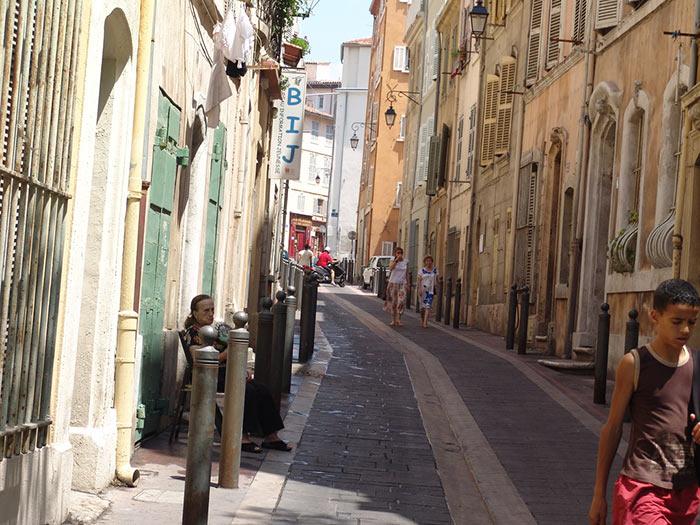 Panier, Marsiglia