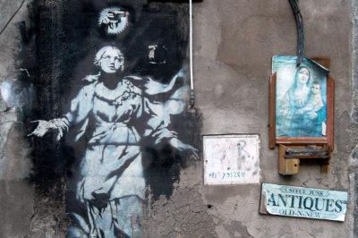Napoli, Street Art