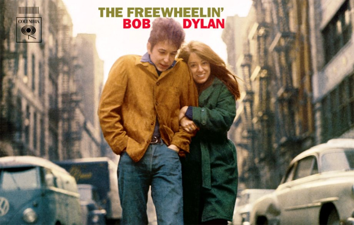 Bob Dylan a New York