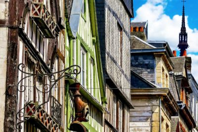 Rouen, Normandia