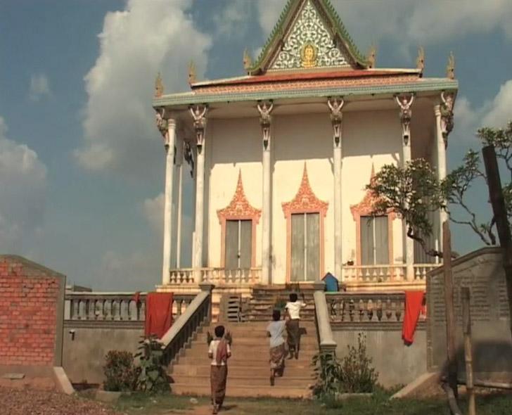 Tempio Svay Andet, Cambogia