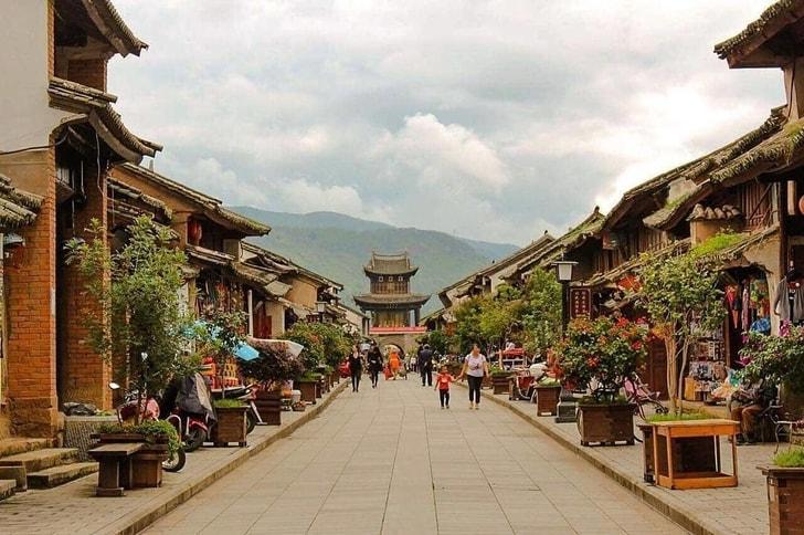 Weishan, Yunnan