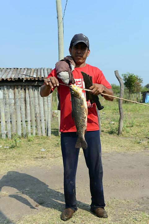 Indigeni Paraguay