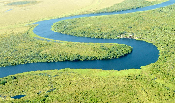 Ansa del Fiume Paraguay
