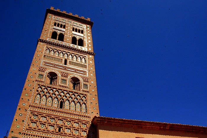 Torre di San Martin, Teruel
