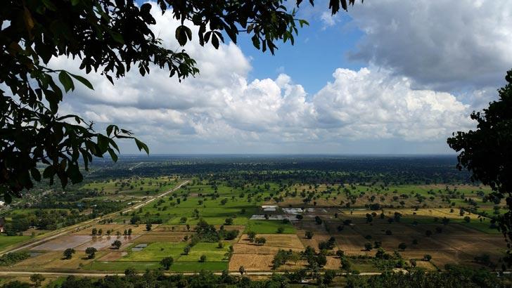 Phnom Sampeau, Cambogia