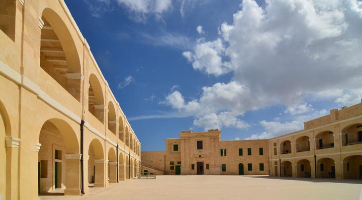Forte Sant'Elmo - La Valletta