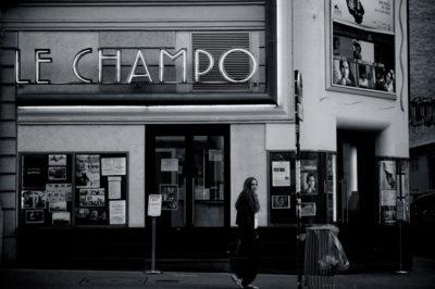 cinema d'essai Parigi