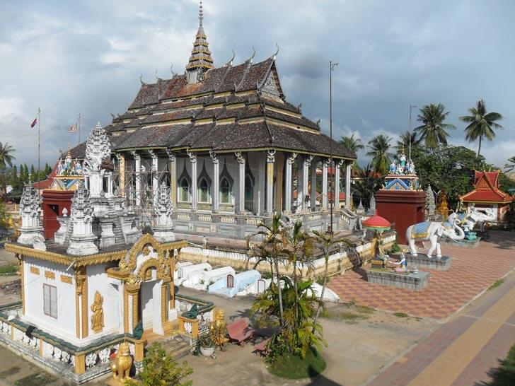 Battambang, cosa vedere