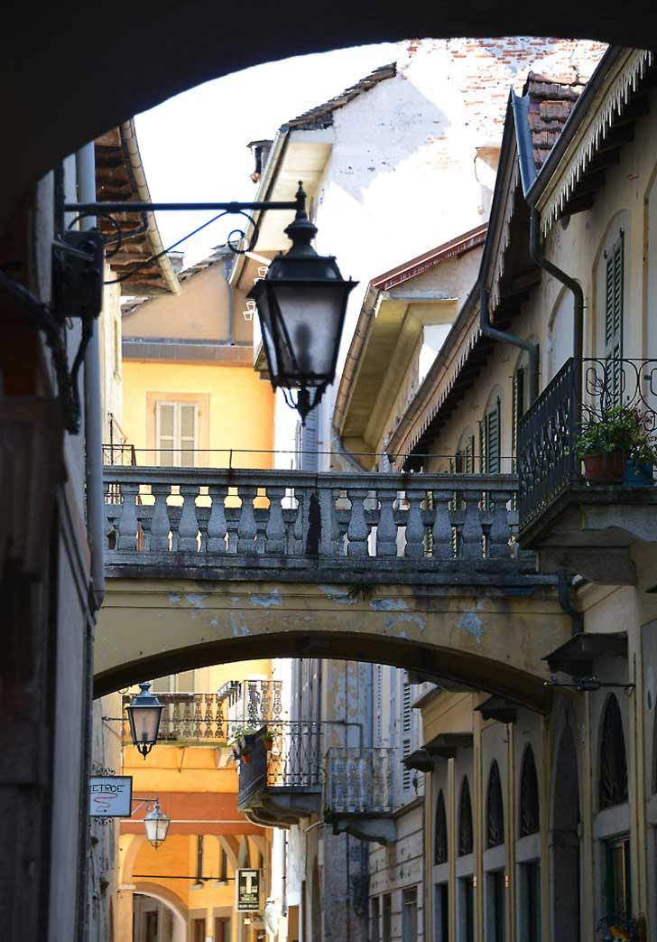 vicoli Orta San Giulio