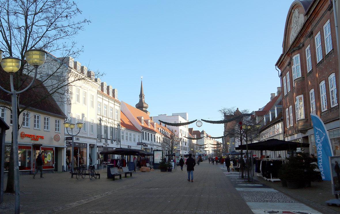 Horsens, Danimarca