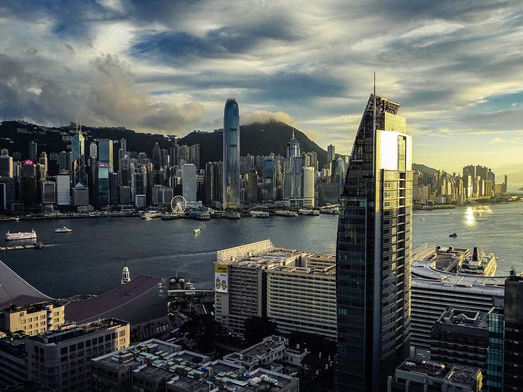 Hong Kong Rooftopbars