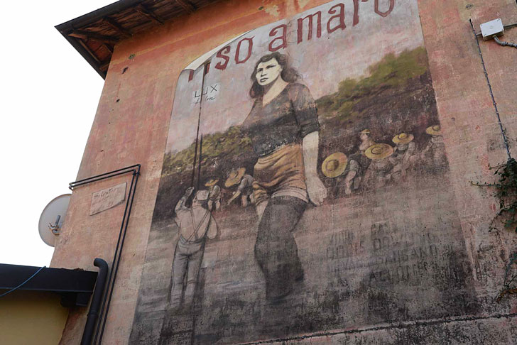 Legro murales cinema