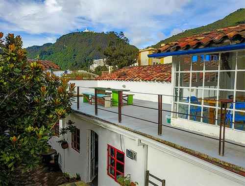 Bogotà, Botanico Hostel
