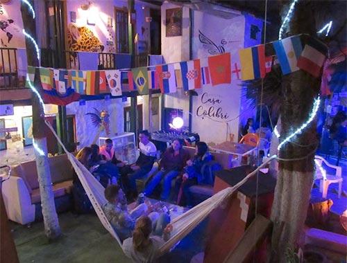 Bogotà, Casa Colibrì