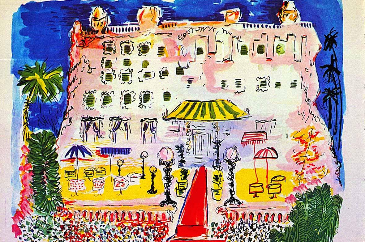 Rimini Fellini - itinerario
