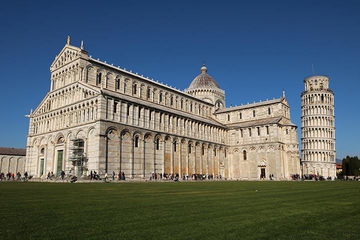 Pisa, Duomo e Torre